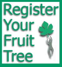 Register Your Fruit Tree