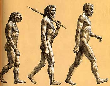 early history of man The first theory we will discuss, the recent african origin of modern humans, frequently dubbed the out of africa theory, is the most widely accepted model describing the origin and early dispersal of anatomically modern humans.