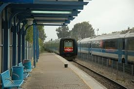 nahariya train