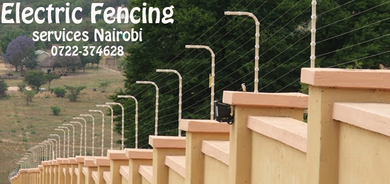 Electric Fencing - Nairobi Electrical Repair Installation Services Technicians Kenya