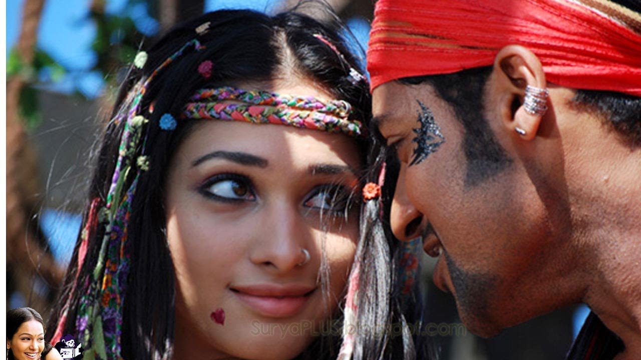 Surya Tamanna in Ayan Tamil Movie