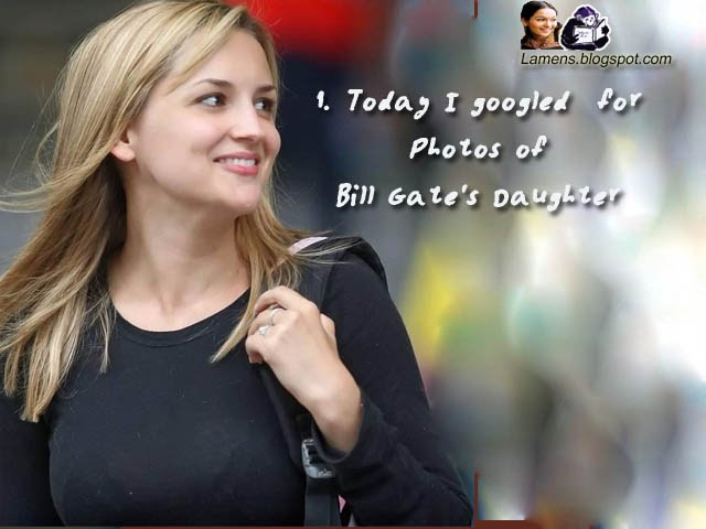 Bill Gates Daughterbill Daughter Marriage