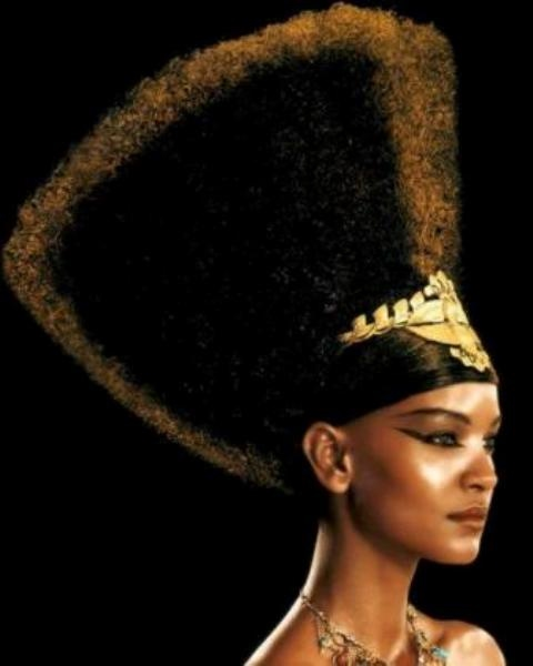 the Science of ancient Egyptian hair and