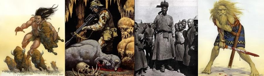 Giant Nephilim From The Caucasus Mountains Naomi Astral