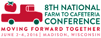 Learn more about the 2016 Farm to Cafeteria Conference