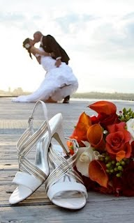 special effects can create some wonderful wedding pictures