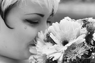 Wedding pictures in black and white can also be included in your wedding photography package