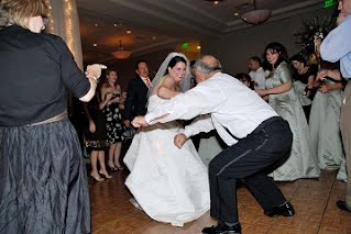 Father daughter dance pictures are included in our wedding pictures packages