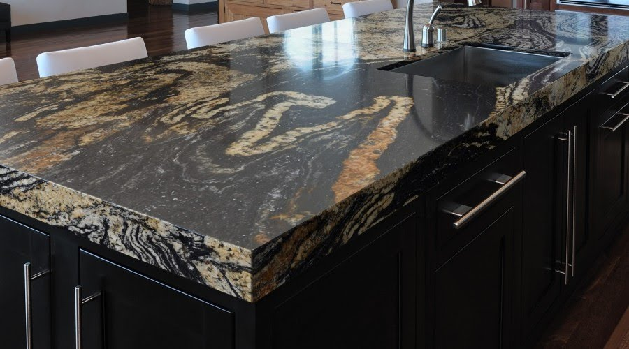 Kitchen With High Cl Countertops