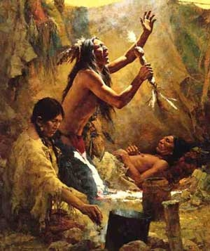 Native american traditional sex practices