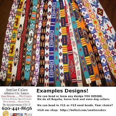 Annlee Cakes Native American Regalia and Crafts Photos - Hatbands we have  created and more. 832bb35c7