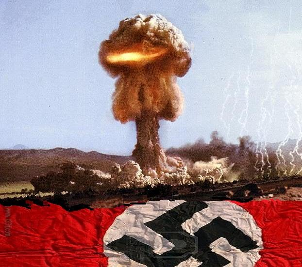 Secret documents reveal Germans tested nuclear bomb in 1944 as doodlebugs pounded London