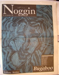 Noggin Magazine: V1N5, May 1991, Page 1