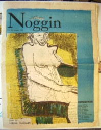 Noggin Magazine: V1N6, October 1991, Page 1
