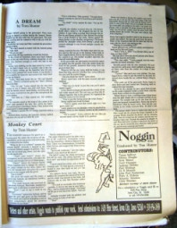 Noggin Magazine: V1N6, October 1991, Page 15