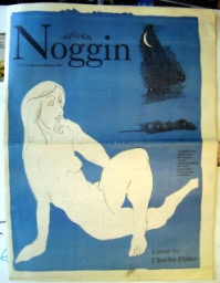Noggin Magazine: V2N8, January/February 1992, Page 1