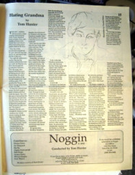 Noggin Magazine: V2N8, January/February 1992, Page 15