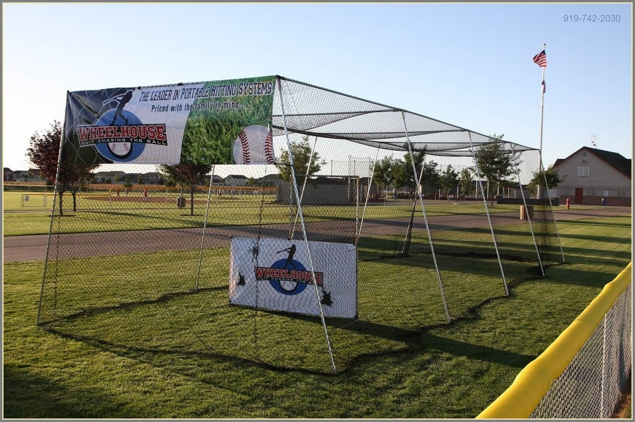 Netting Installation   US Batting Cage Sales