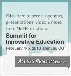 Summit for Innovative Education Resources