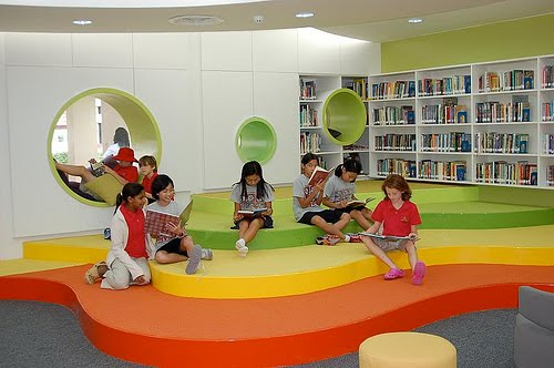 Image result for children's library