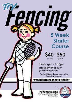 Newcastle Pcyc Fencing Club Northern Sport Fencing Ass