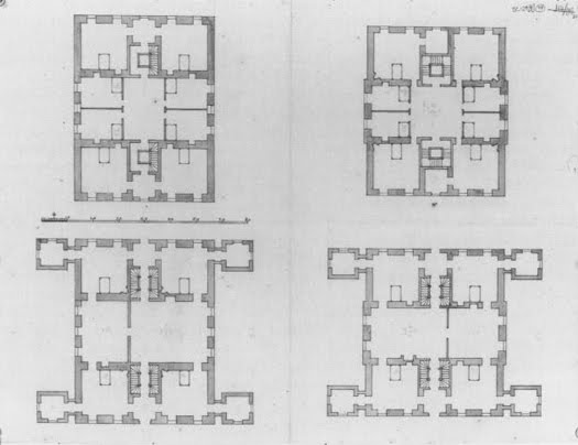 Fresh Architectural History of Newhailes House by Dr Joe Rock Newhailes New Research