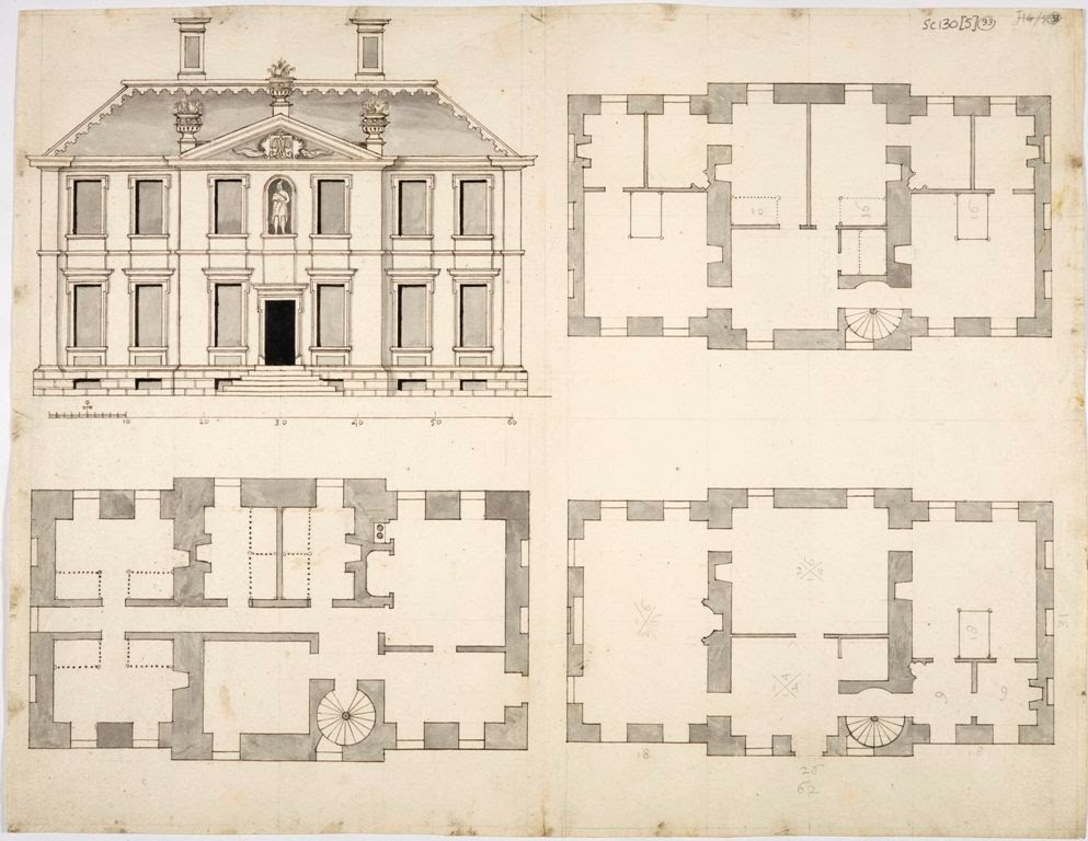 Amazing Architectural History of Newhailes House by Dr Joe Rock Newhailes New Research