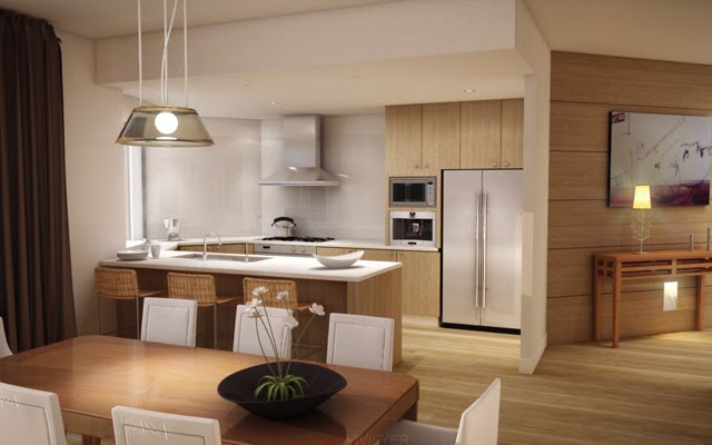 New mika laminates wood texture enhancing your kitchen s for High pressure laminate kitchen cabinets