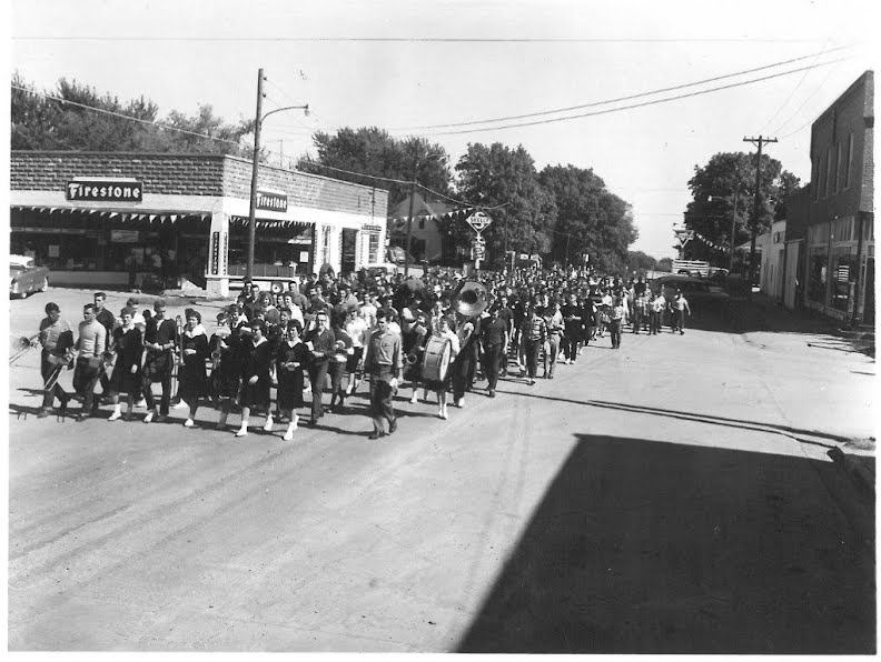 Homecoming Parde around 1963 (approximate)