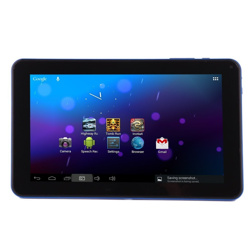 "Tempered Glass Screen Protector For IRULU X1a 7/"" Tablet"
