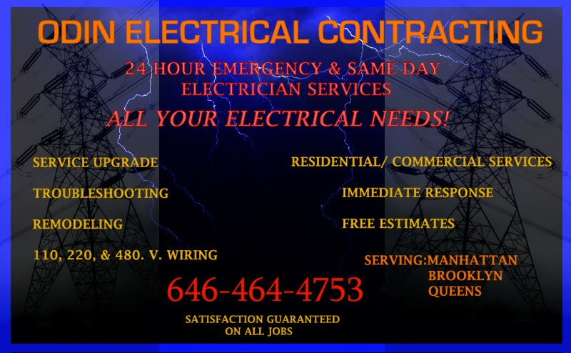 Cute NYC Hr Electrician Service