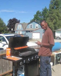 Torrance - Barbecue Master
