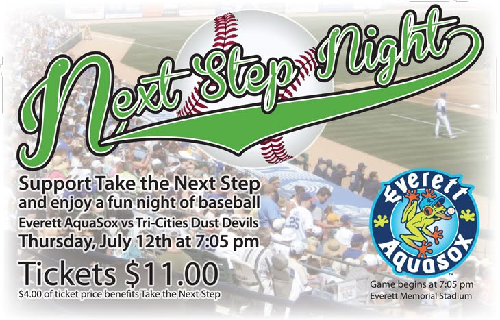 Aquasox Fundraiser July 12, 2012