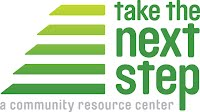 our new Next Step logo