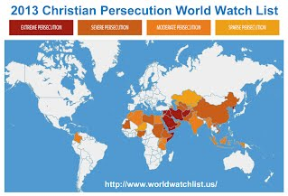 Map Of How Christianity Moved From SW Asia To Various Locations - Christianity map