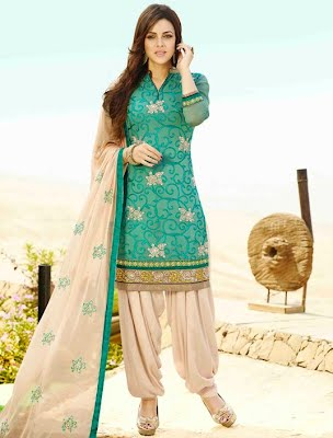 26bfb42616 Causes For Wide Preference To Buy Punjabi Suits Online - Nidannar ...