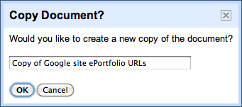 Making A Copy Of A Google Docs Template NIeFolio Help Site For - Google docs create own templates