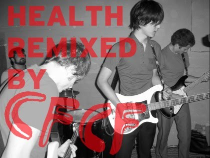health remixed by cfcf
