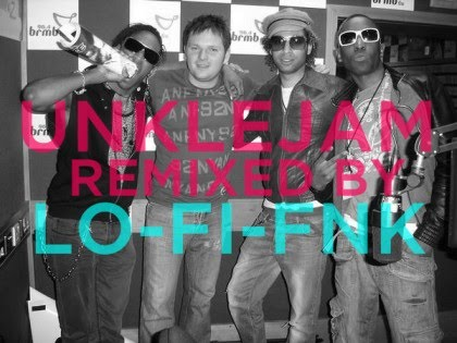 unklejam remixed