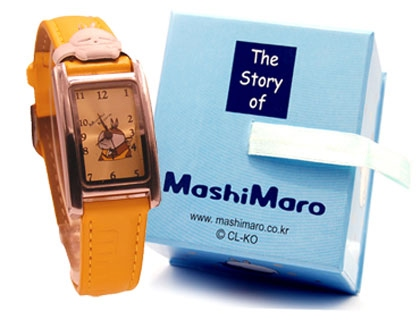 New MashiMaro Watch in Gift Box - MM853 MashiMaro3