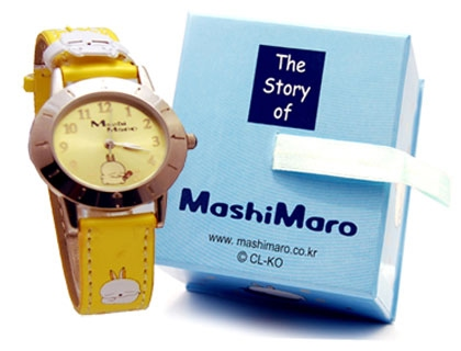 New MashiMaro Watch in Gift Box - MM835 MashiMaro835