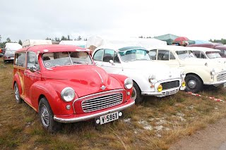 Morris Minor Veterandagene Magnor 2014