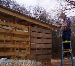 Pallet Shed Designing Plans 4 Tips For Building A Shed Rapidly