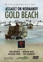 dvd Assault on Normandy - Gold Beach