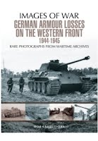 German Armour Losses on the Western Front from 1944 - 1945
