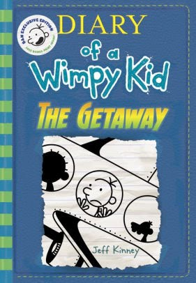 Diary of a Wimpy Kid: The Getaway