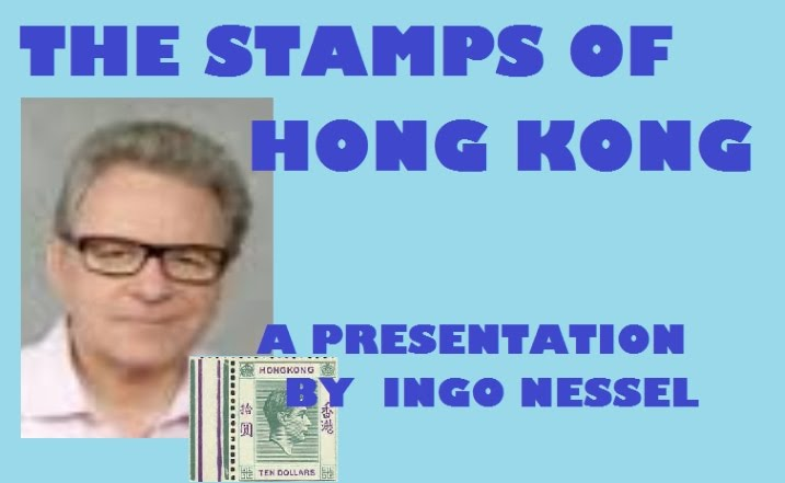 The Stamps of Hong Kong by Ingo Nessel