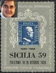 Stamps of Sicily by Mattia Guida of NTSC