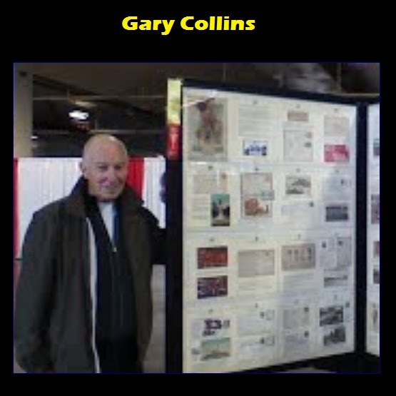 NTSC Member and Exhibitor Gary Collins will be remembered