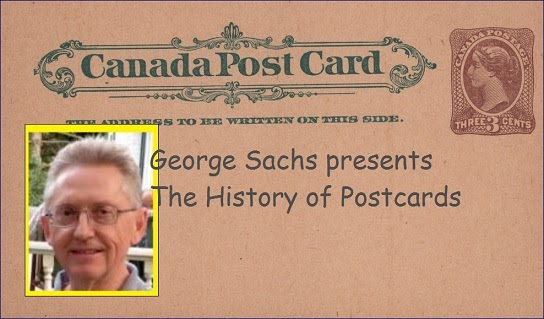 History of Postcards by George Sachs